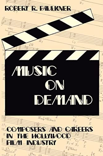 9780765805089: Music on Demand: Composers and Careers in the Hollywood Fild Industry