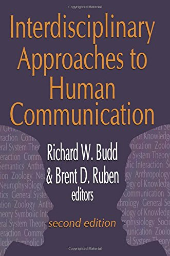 9780765805263: Interdisciplinary Approaches to Human Communication