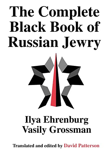 9780765805430: The Complete Black Book of Russian Jewry
