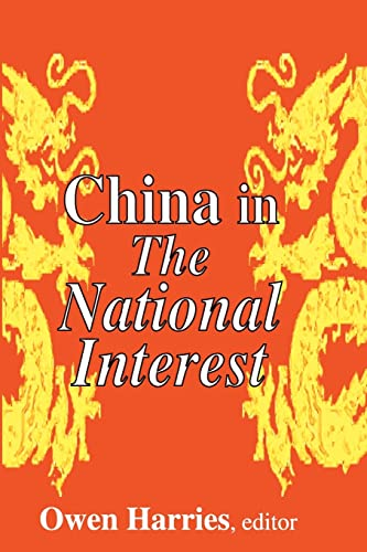 9780765805614: China in The National Interest