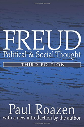 9780765806178: Freud: Political and Social Thought
