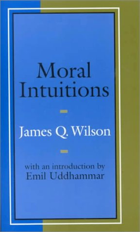 9780765806314: Moral Intuitions
