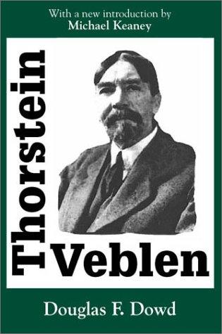 9780765806383: Thorstein Veblen