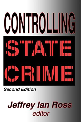 9780765806956: Controlling State Crime