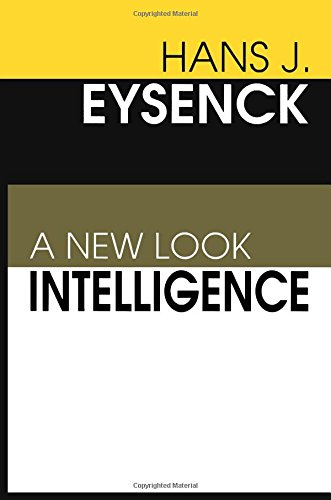 9780765807076: Intelligence: A New Look
