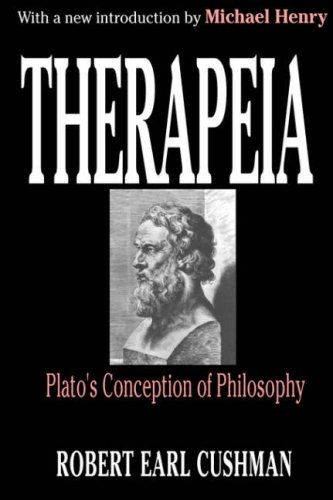 9780765807274: Therapeia: Plato's Conception of Philosophy (Library of Conservative Thought)