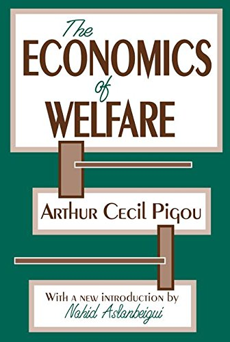9780765807397: The Economics of Welfare (Classics in Economics (Paperback))