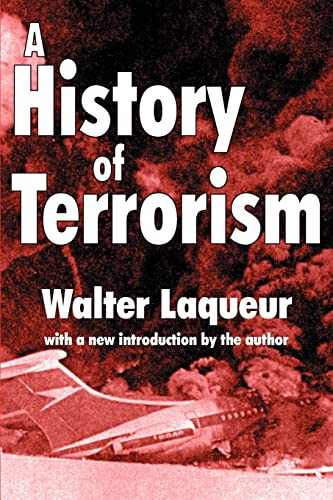 9780765807991: A History of Terrorism