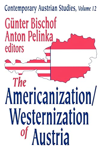 9780765808035: The Americanization/Westernization of Austria