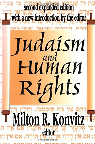 9780765808578: Judaism and Human Rights