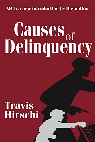 9780765809001: Causes of Delinquency