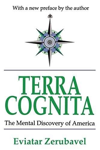 9780765809872: Terra Cognita: The Mental Discovery of America