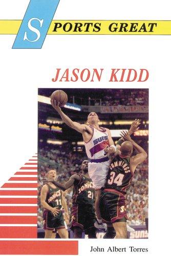 9780766010017: Sports Great Jason Kidd (Sports Great Books)