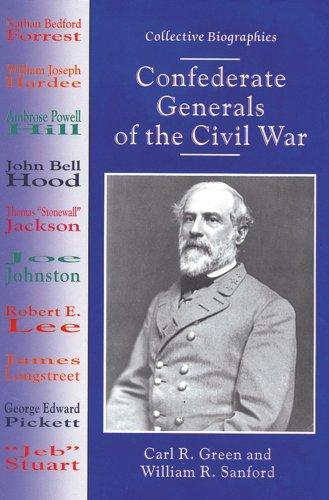 Confederate Generals of the Civil War (Collective: Sanford, William R.,