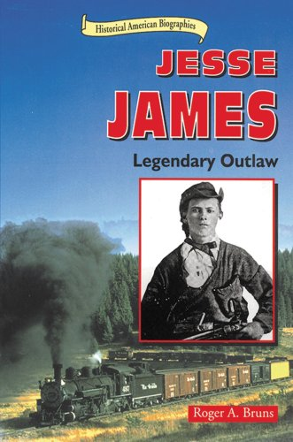 9780766010550: Jesse James: Legendary Outlaw (Historical American Biographies)