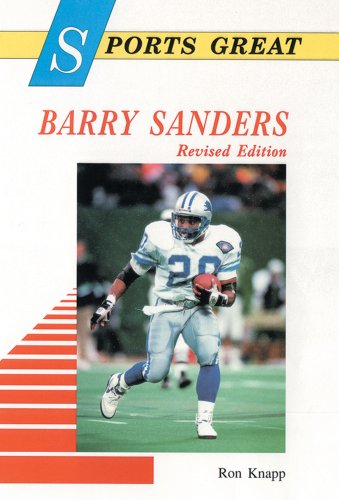 9780766010673: Sports Great Barry Sanders (Sports Great Books)