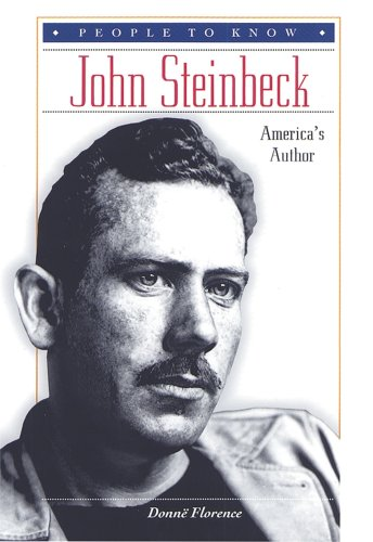9780766011502: John Steinbeck: America's Author (People to Know)