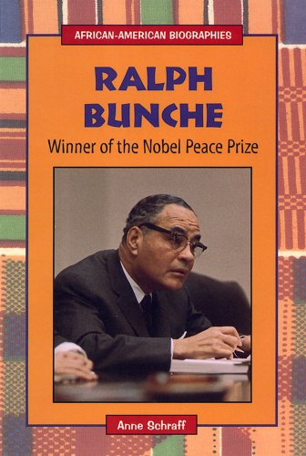 9780766012035: Ralph Bunche: Winner of the Nobel Peace Prize (African-American Biographies)