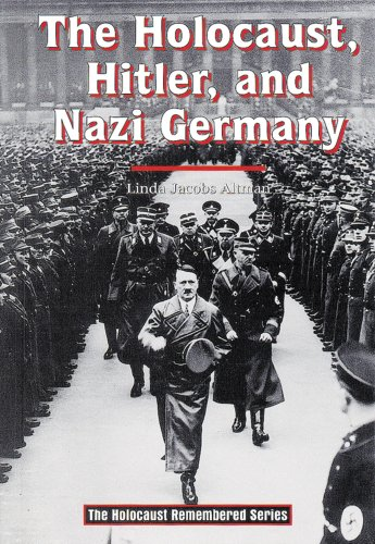 the rise of the nazi to power and atrocities they committed in germany
