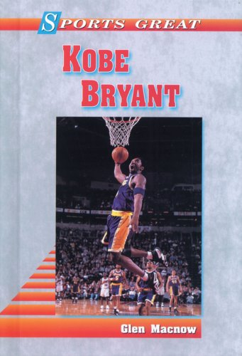 Sports Great Kobe Bryant (Sports Great Books): Macnow, Glen