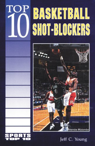 9780766012752: Top 10 Basketball Shot-Blockers