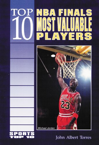 9780766012769: Top 10 Nba Finals Most Valuable Players (Sports Top 10)