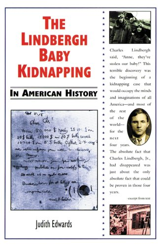 9780766012998: The Lindbergh Baby Kidnapping in American History