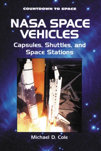 9780766013087: NASA Space Vehicles: Capsules, Shuttles, and Space Stations (Countdown to Space)