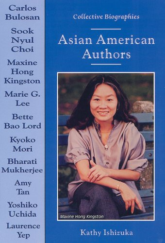 Asian-American Authors: Kathy Ishizuka