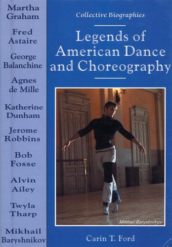 9780766013780: Legends of American Dance and Choreography (Collective Biographies)