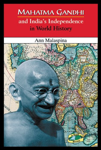 9780766013988: Mahatma Gandhi and India's Independence in World History