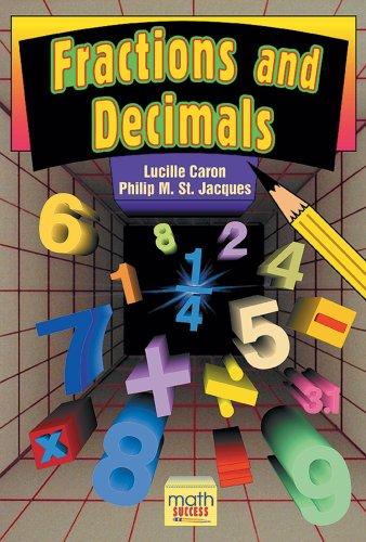 9780766014305: Fractions and Decimals (Math Success)