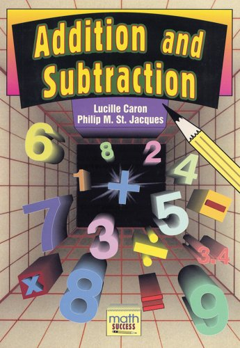 9780766014329: Addition and Subtraction (Math Success)
