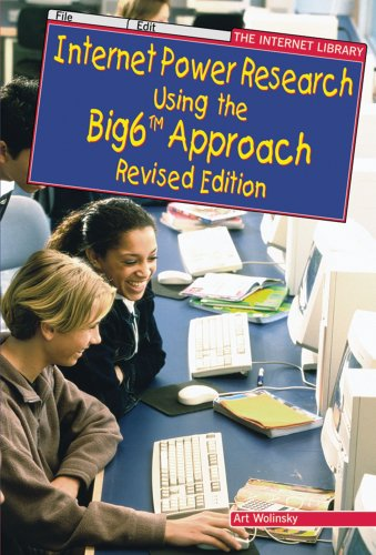 9780766015630: Internet Power Research Using the Big6 Approach (Internet Library)