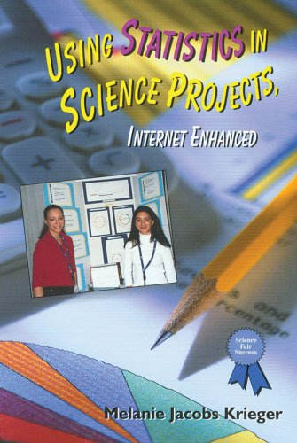 9780766016293: Using Statistics in Science Projects, Internet Enhanced (Science Fair Success)