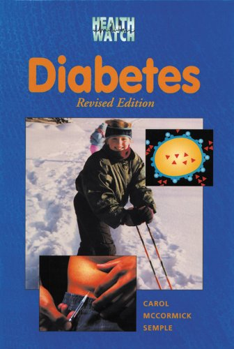 9780766016606: Diabetes (Health Watch (Enslow))