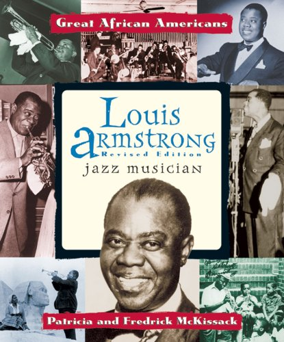 9780766016750: Louis Armstrong: Jazz Musician (Great African Americans Series)