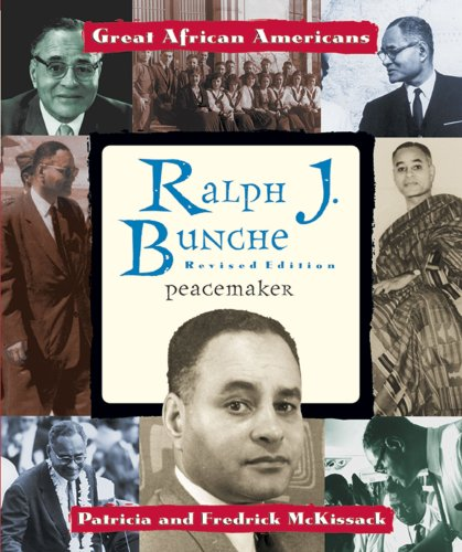 9780766017016: Ralph J. Bunche: Peacemaker (Great African Americans Series)