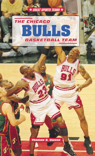 9780766017481: The Chicago Bulls Basketball Team (Great Sports Teams)