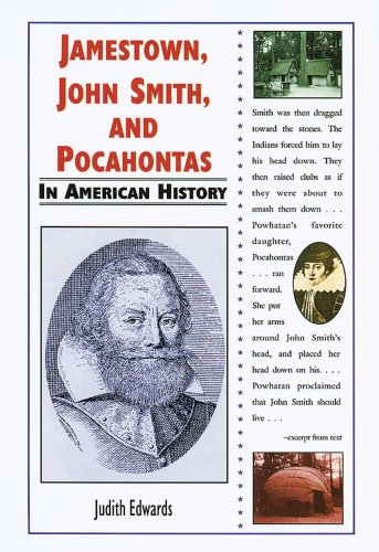 9780766018426: Jamestown, John Smith, and Pocahontas in American History
