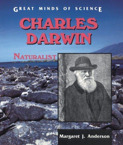 9780766018686: Charles Darwin: Naturalist (Great Minds of Science)