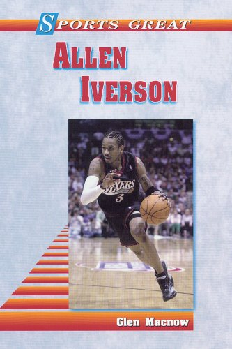 9780766020634: Sports Great Allen Iverson (Sports Great Books)