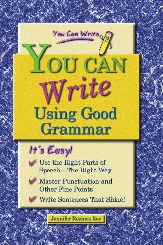9780766020849: You Can Write Using Good Grammar