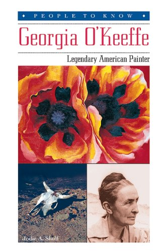 9780766021044: Georgia O'Keeffe: Legendary American Painter (People to Know)