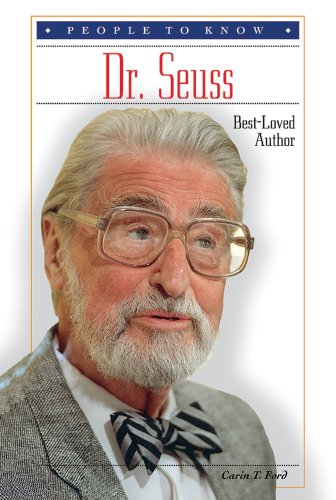 Dr. Seuss: Best-Loved Author (People to Know): Ford, Carin T.