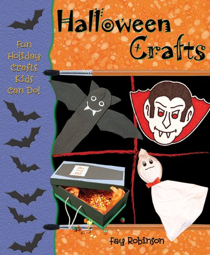 9780766022362: Halloween Crafts (Fun Holiday Crafts Kids Can Do!)