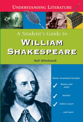 9780766022843: A Student's Guide to William Shakespeare (Understanding Literature)