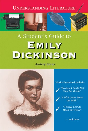 9780766022850: A Student's Guide to Emily Dickinson (Understanding Literature)