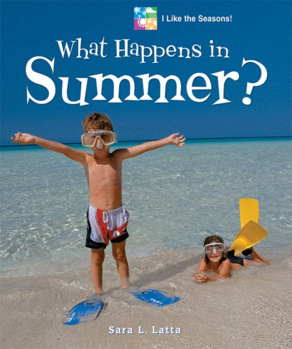 9780766024168: What Happens in Summer? (I Like the Seasons!)