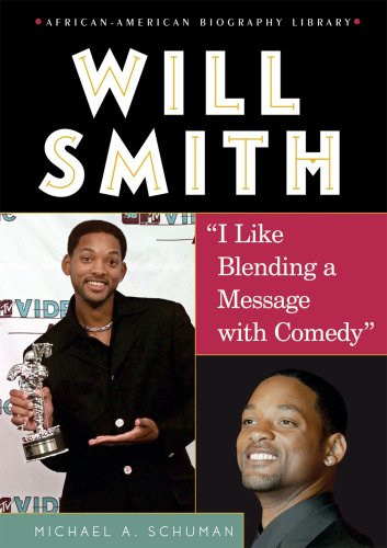 9780766024656: Will Smith: I Like Blending a Message with Comedy (African-American Biographies (Enslow))